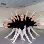 Ballettgruppe