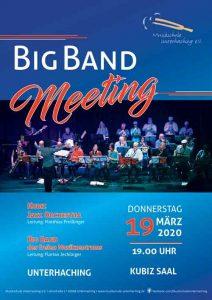 Matthias Preißinger dirigiert die BigBand